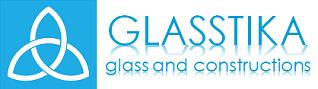 Glasstika Logo